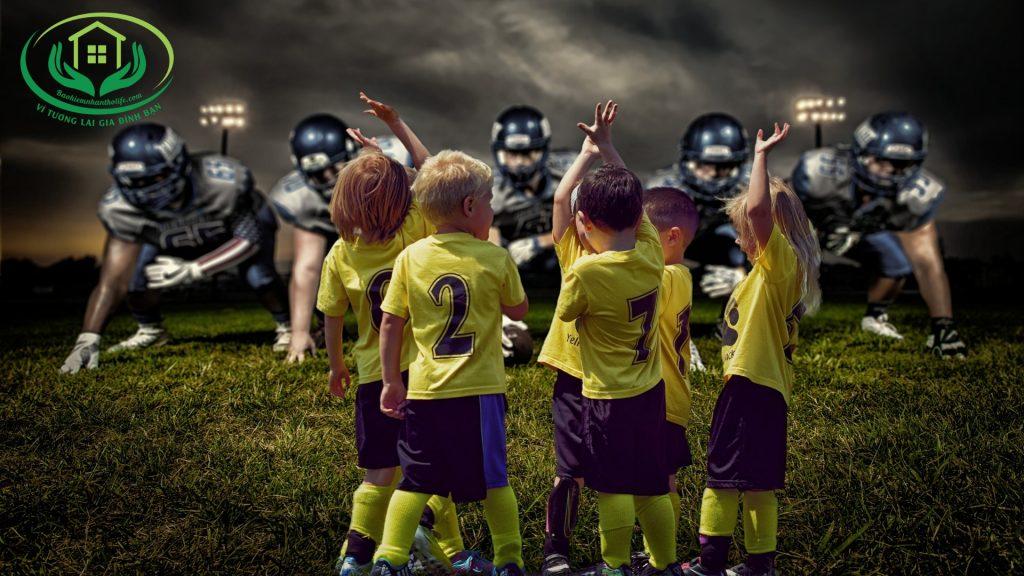 bảo hiểm nhân thọ thủ môn dự bị
